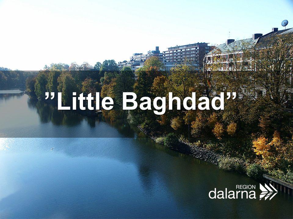 """""""Little Baghdad"""""""