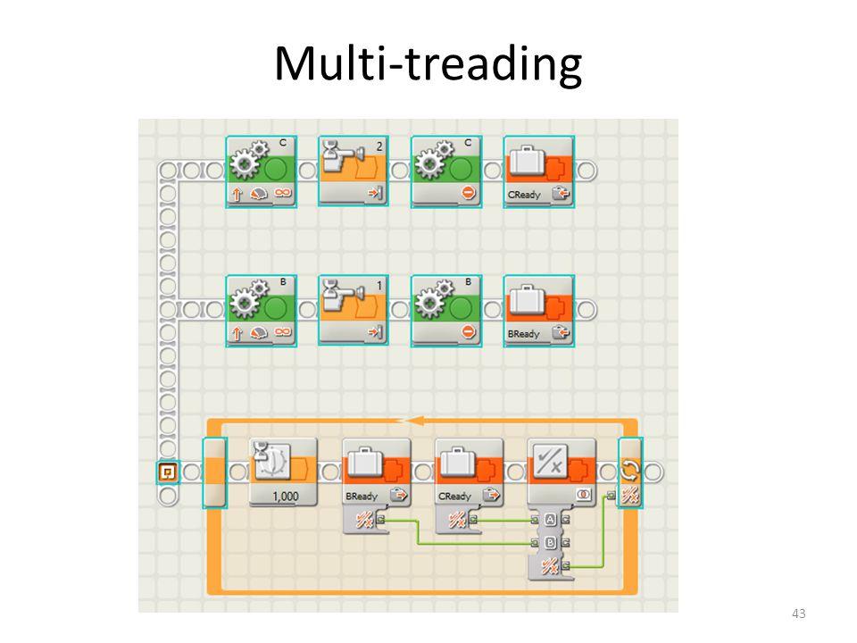 43 Multi-treading
