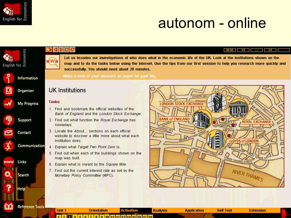 autonom - online