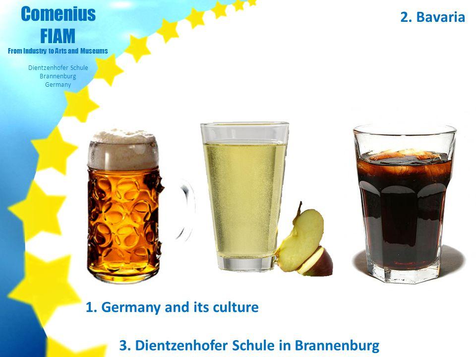 Comenius FIAM From Industry to Arts and Museums Dientzenhofer Schule Brannenburg Germany 2.