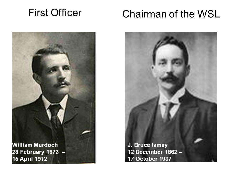 First Officer J.