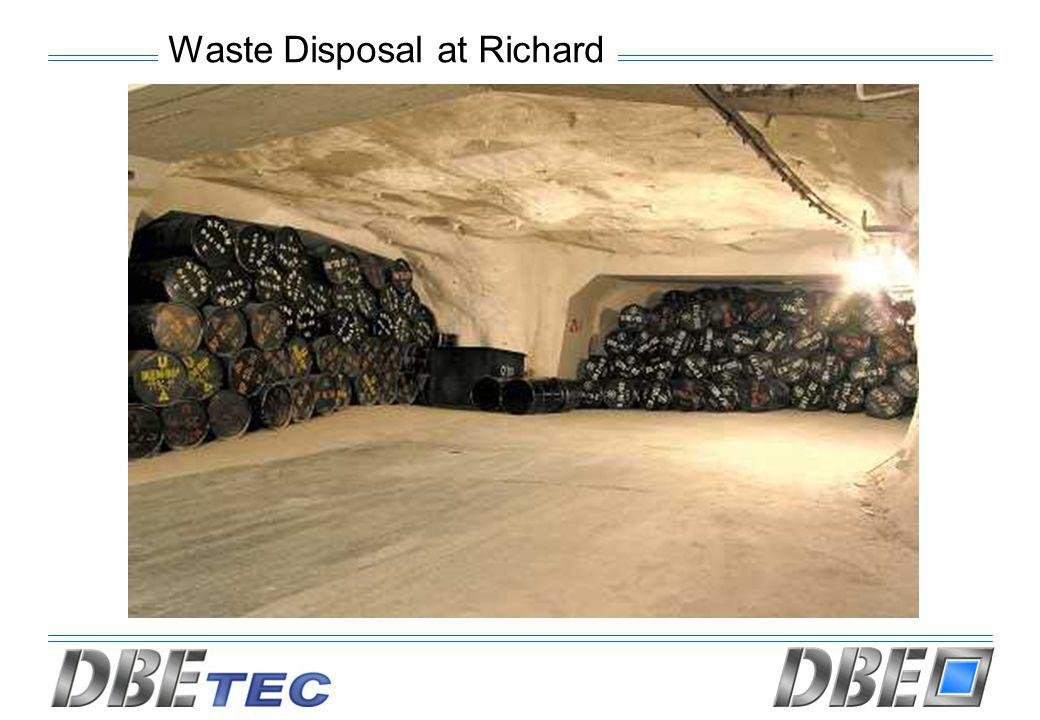 Waste Disposal at Richard
