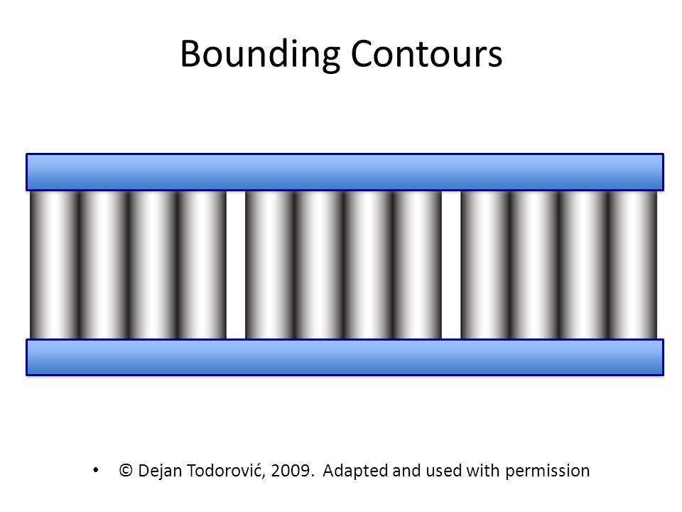 Bounding Contours © Dejan Todorović, 2009. Adapted and used with permission