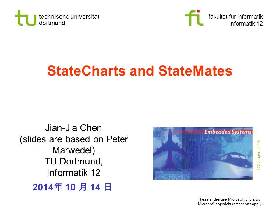 - 16 - technische universität dortmund fakultät für informatik  JJ Chen and P.Marwedel, Informatik 12, 2014 Summary  Motivation for non-von Neumann models  Support for early design phases Text Use cases (Message) sequence charts