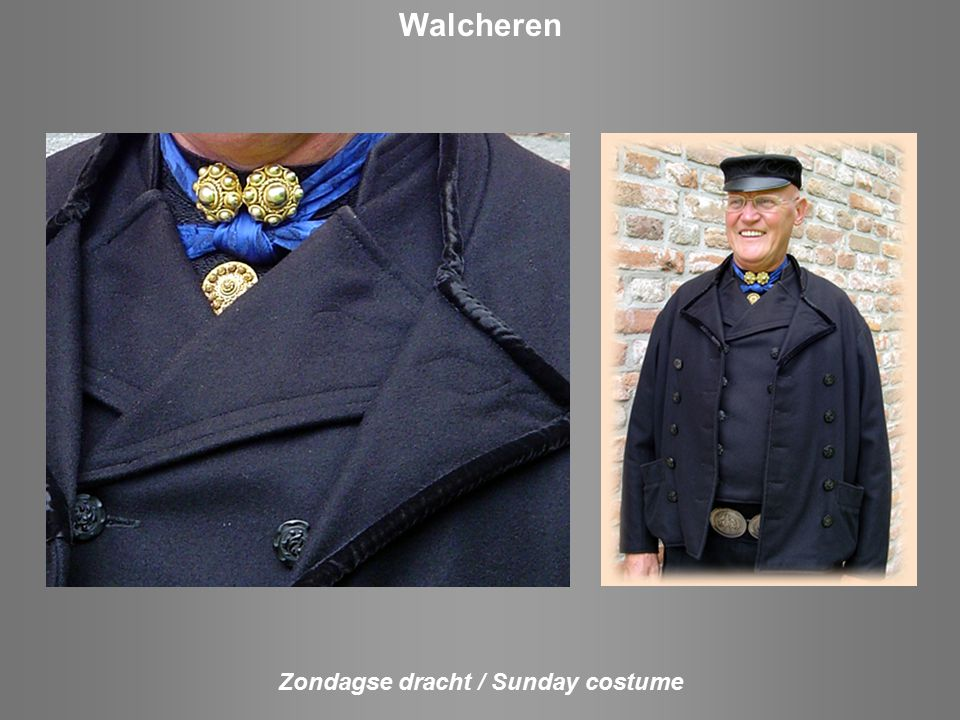 Zondagse dracht / Sunday costume Walcheren