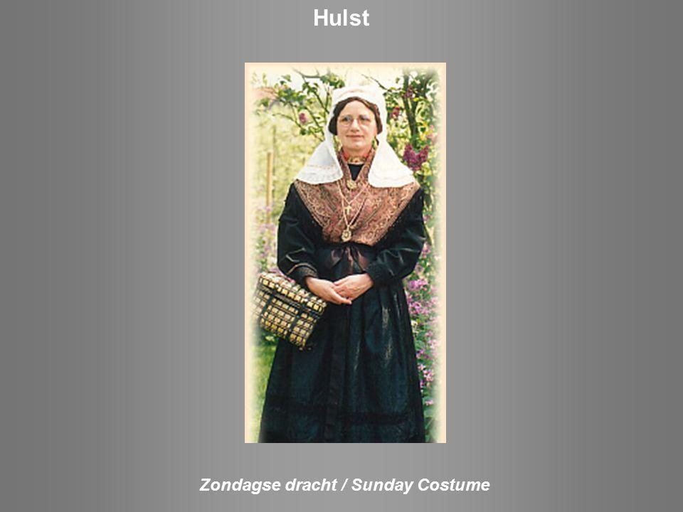 Zondagse dracht / Sunday Costume Duivenland