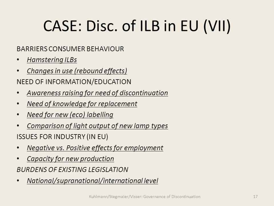 17 CASE: Disc.