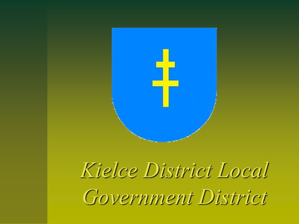 Kielce District Local Government District