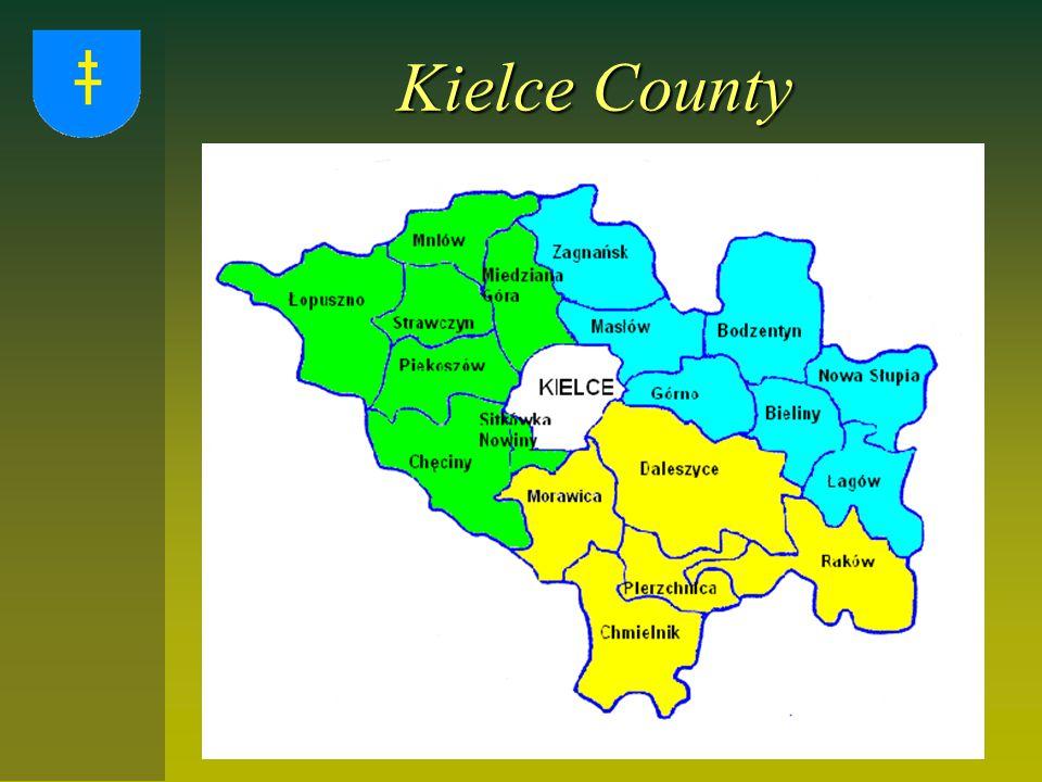 Kielce County