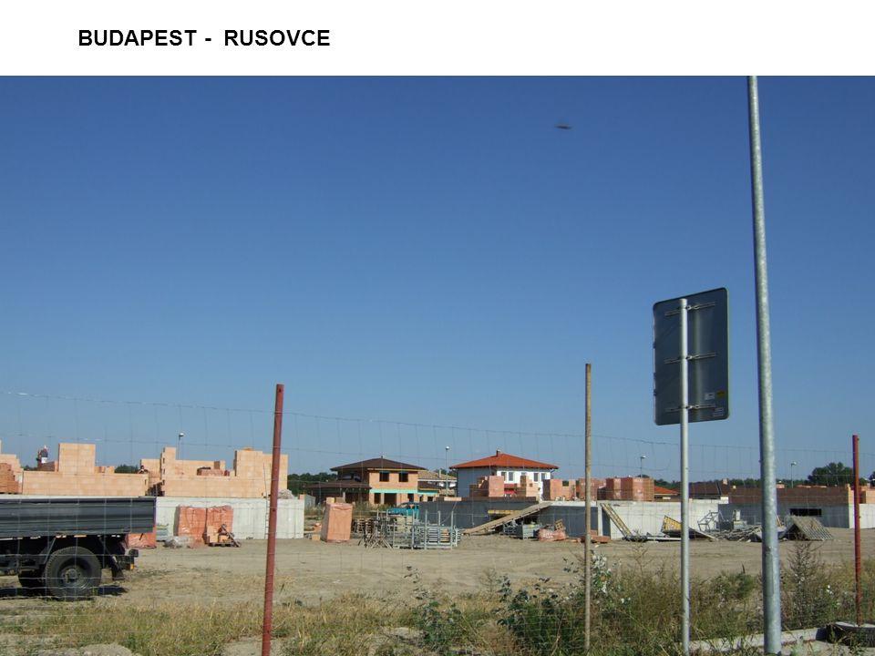 BUDAPEST - RUSOVCE