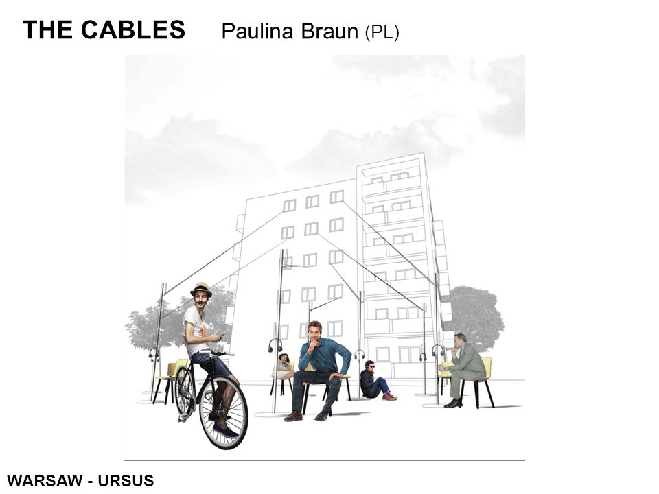THE CABLES Paulina Braun (PL) WARSAW - URSUS