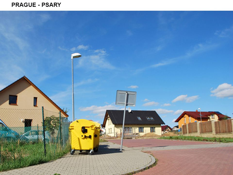 PRAGUE - PSARY
