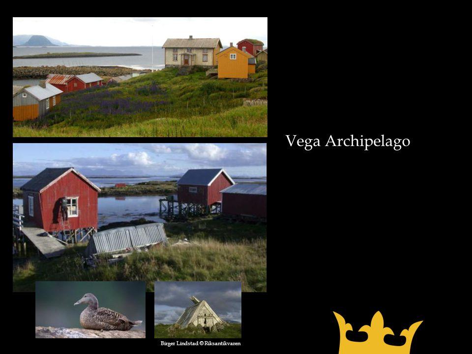 Vega Archipelago Birger Lindstad © Riksantikvaren