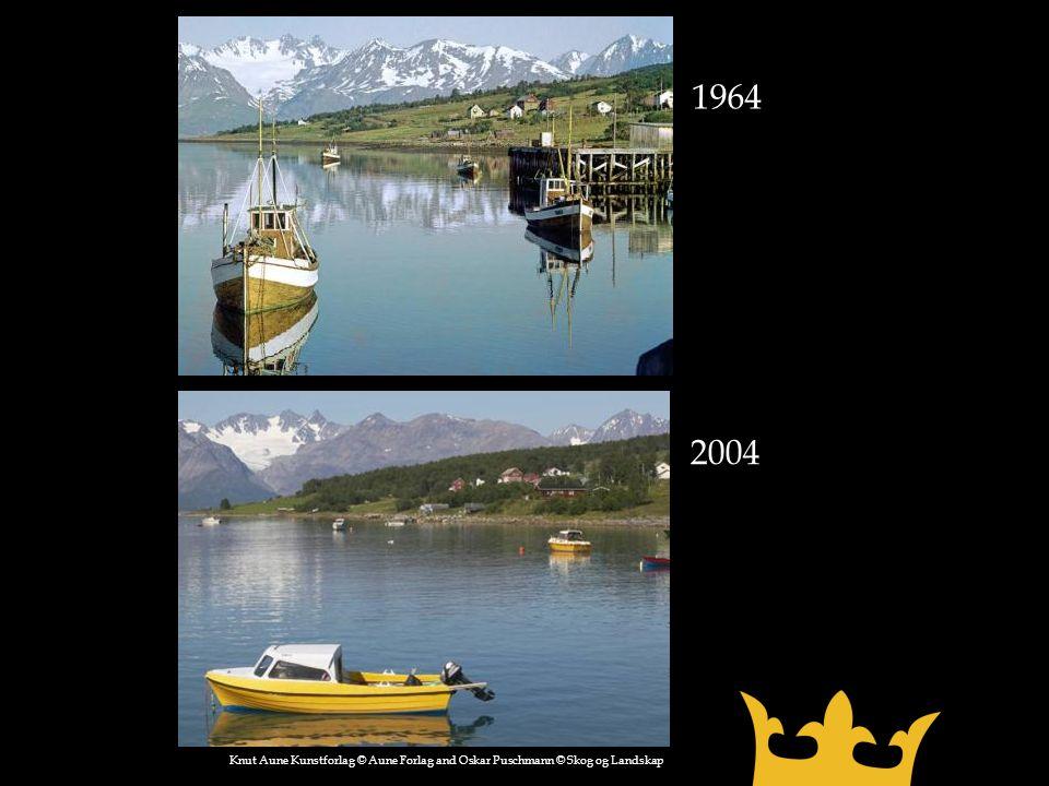 1964 2004 Knut Aune Kunstforlag © Aune Forlag and Oskar Puschmann © Skog og Landskap