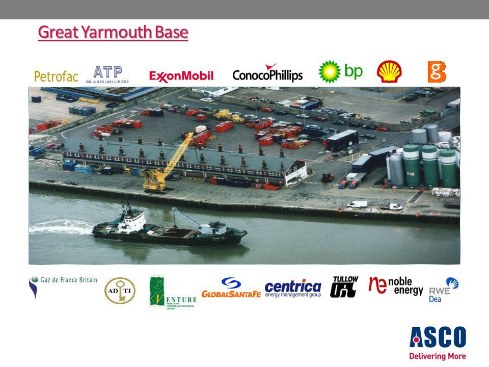Great Yarmouth Base