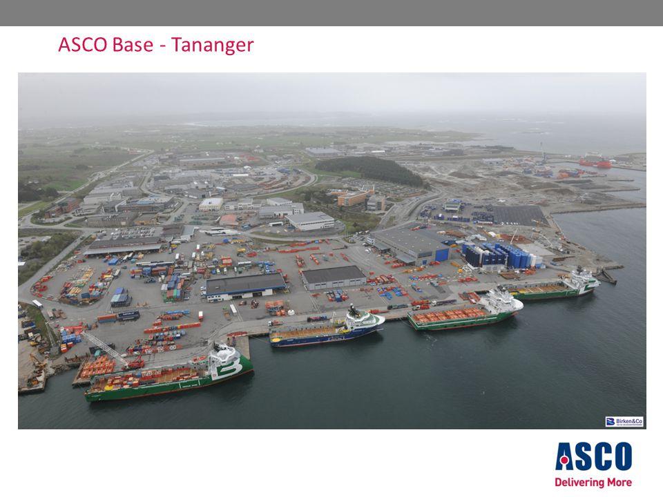 ASCO Base - Tananger