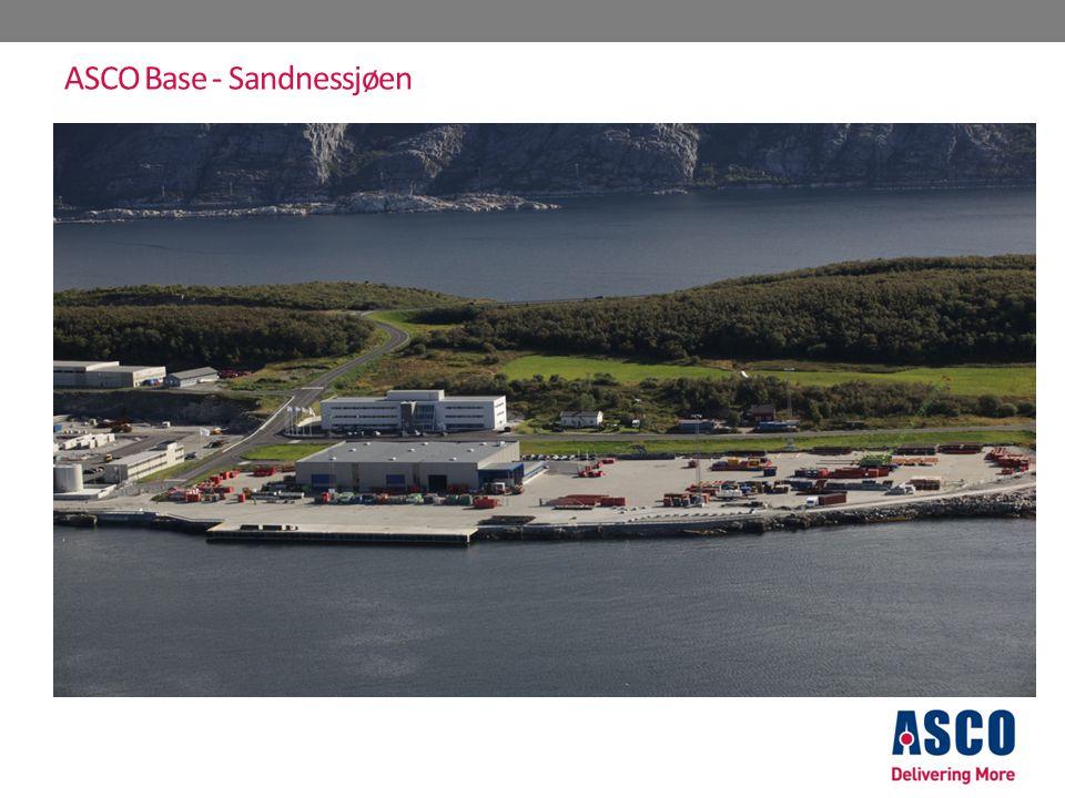 ASCO Base - Sandnessjøen