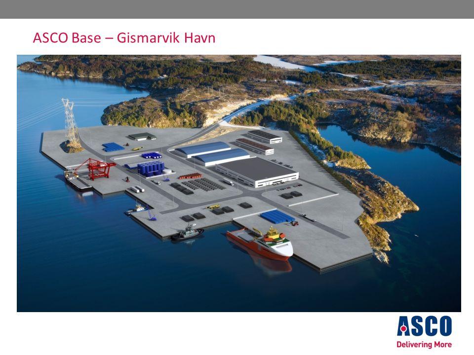 ASCO Base – Gismarvik Havn
