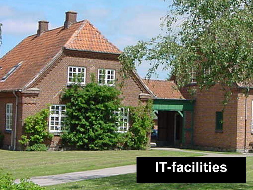 IT lokaleIT-facilities