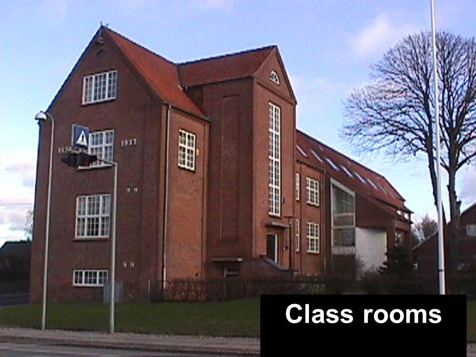 Kantine Bygning A Festsal Bygning B Festsal Bygning B DramaHF-bygningClass rooms