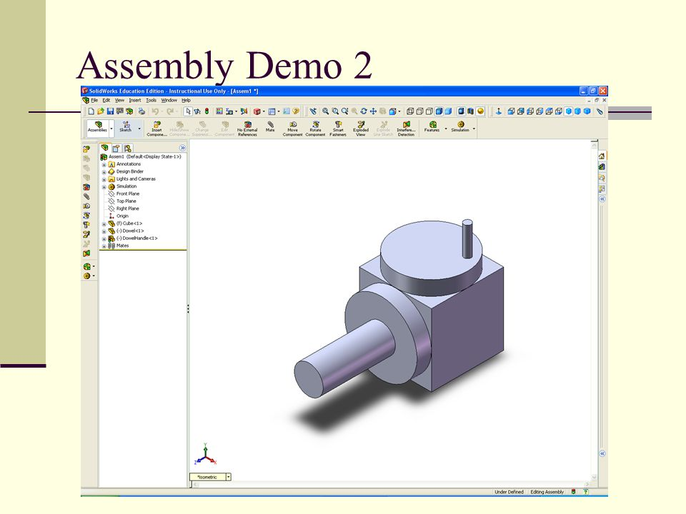 Assembly Demo 2