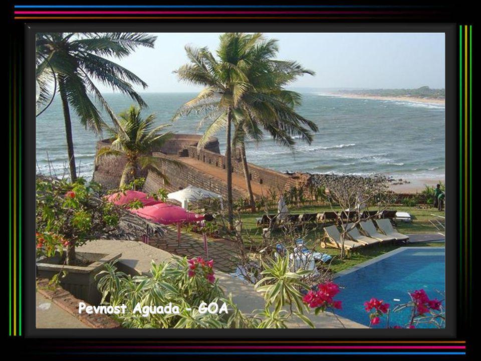 Pláž Arambol - GOA