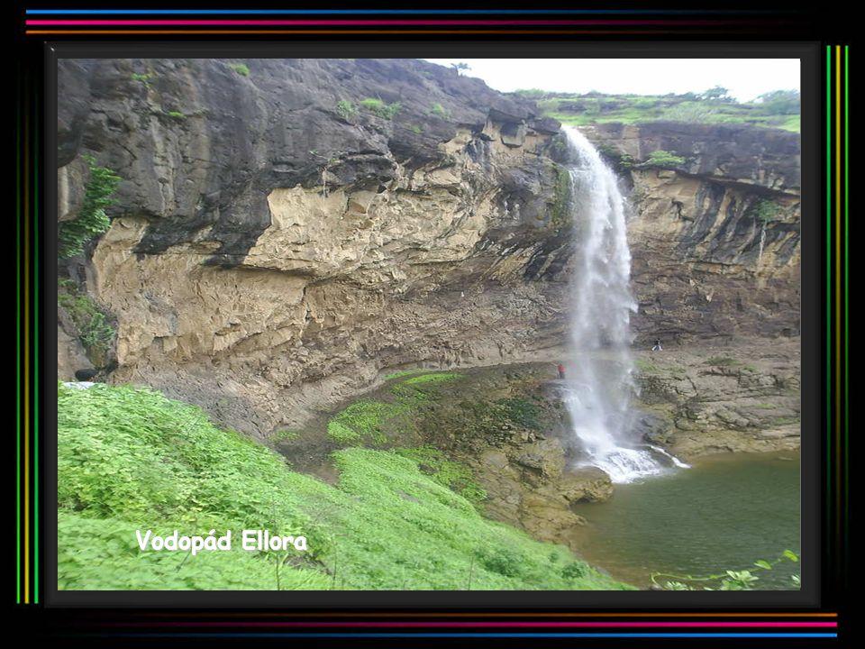 Vodopády Kutraalam