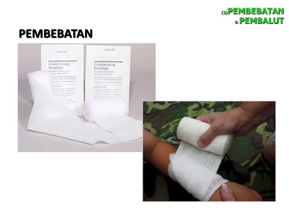 PEMBEBATAN (3) PEMBEBATAN & PEMBALUT