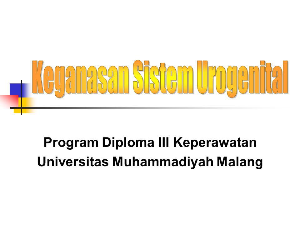 Program Diploma III Keperawatan Universitas Muhammadiyah Malang