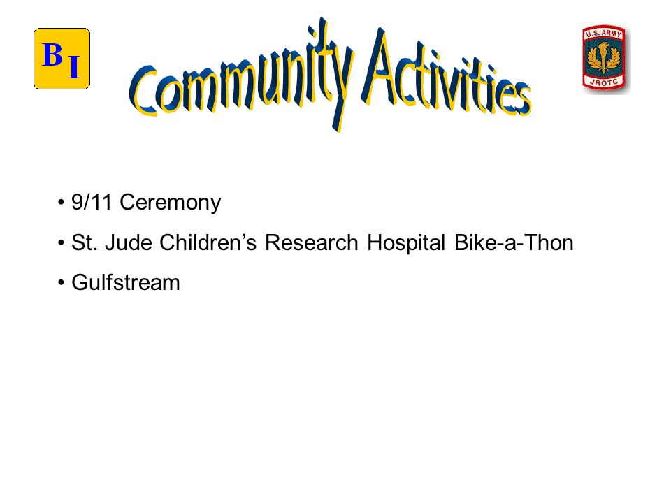9/11 Ceremony St. Jude Children's Research Hospital Bike-a-Thon Gulfstream