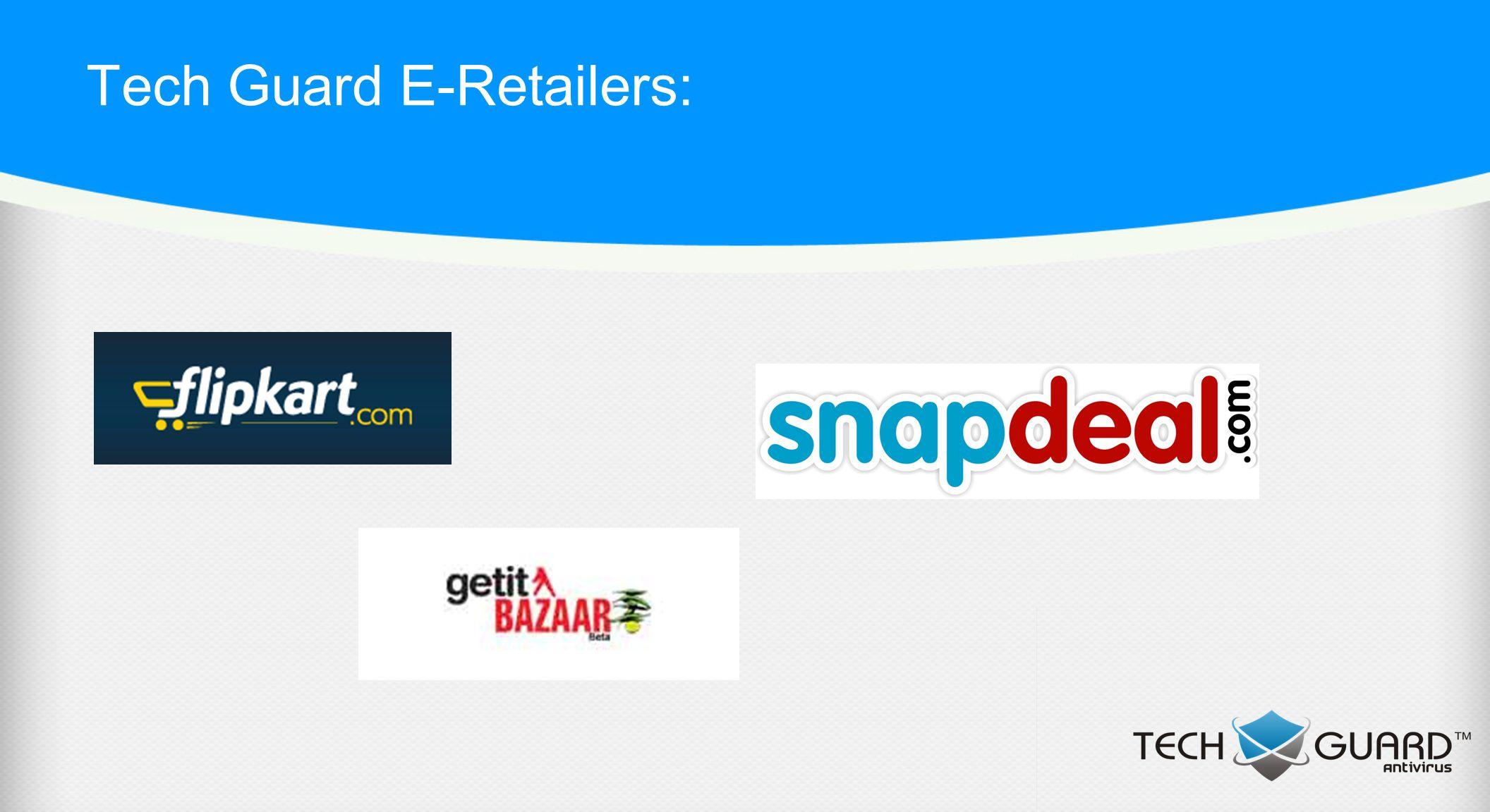Tech Guard E-Retailers: