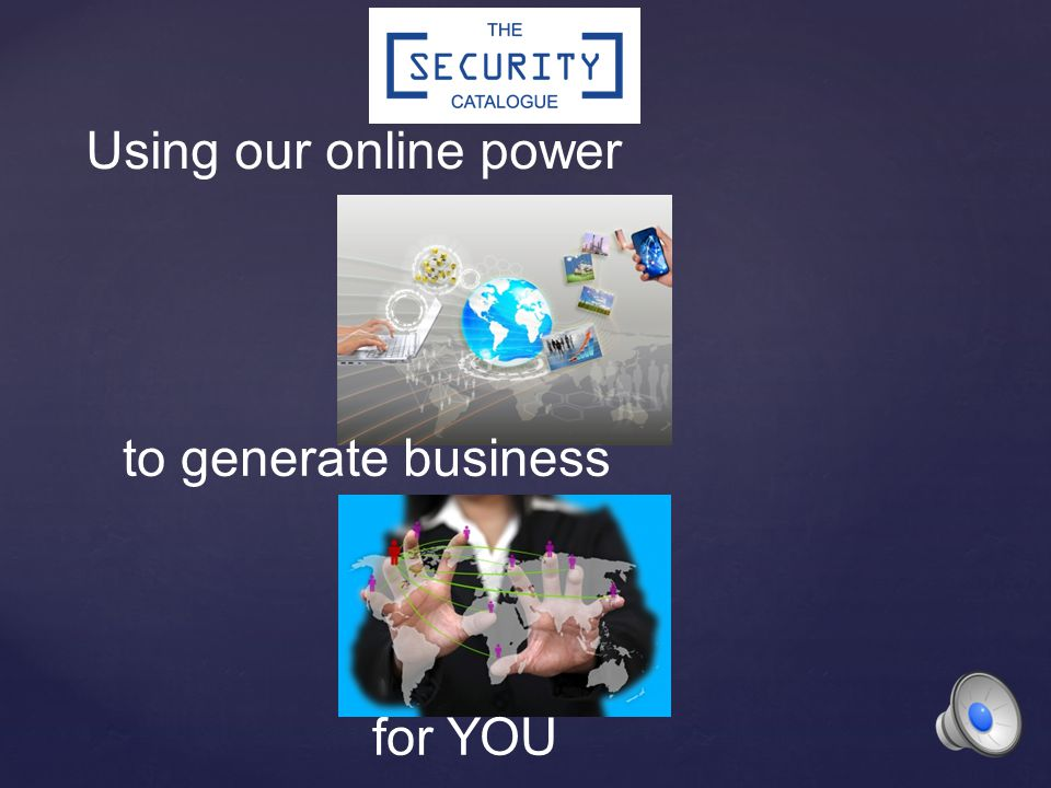 Is the only ACTIVE resource for the global security industry