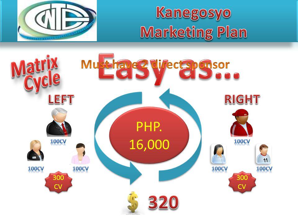 PHP. 16,000 300 CV