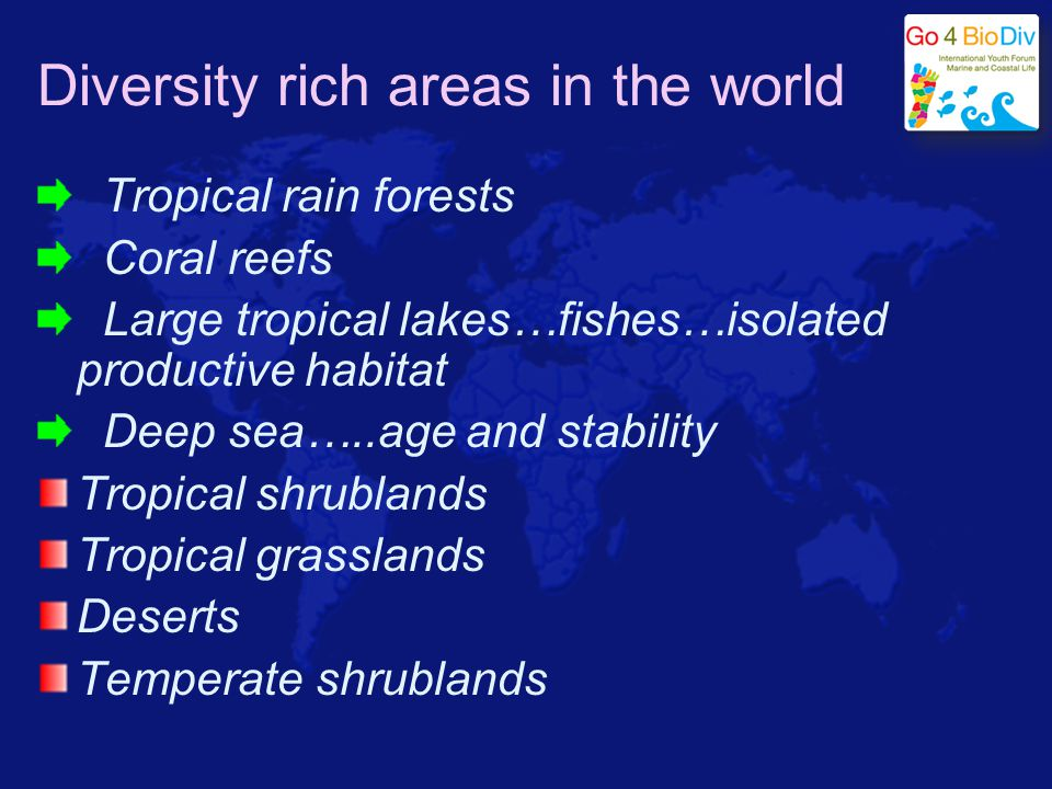 -Which aspects of the biodiversity hotspot concept do you consider the most relevant for the conservation of marine and coastal sites.