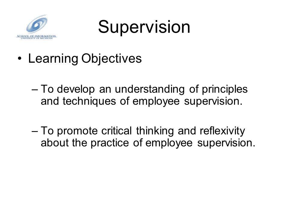 Supervision Communication and coordination Delegation Motivation Mentoring