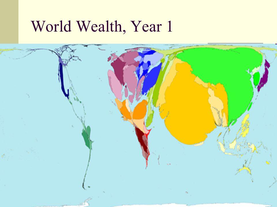 4 World Wealth, Year 1