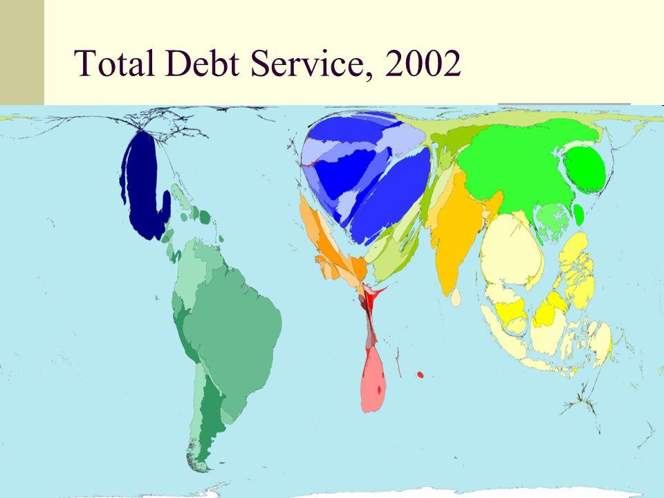 48 Total Debt Service, 2002