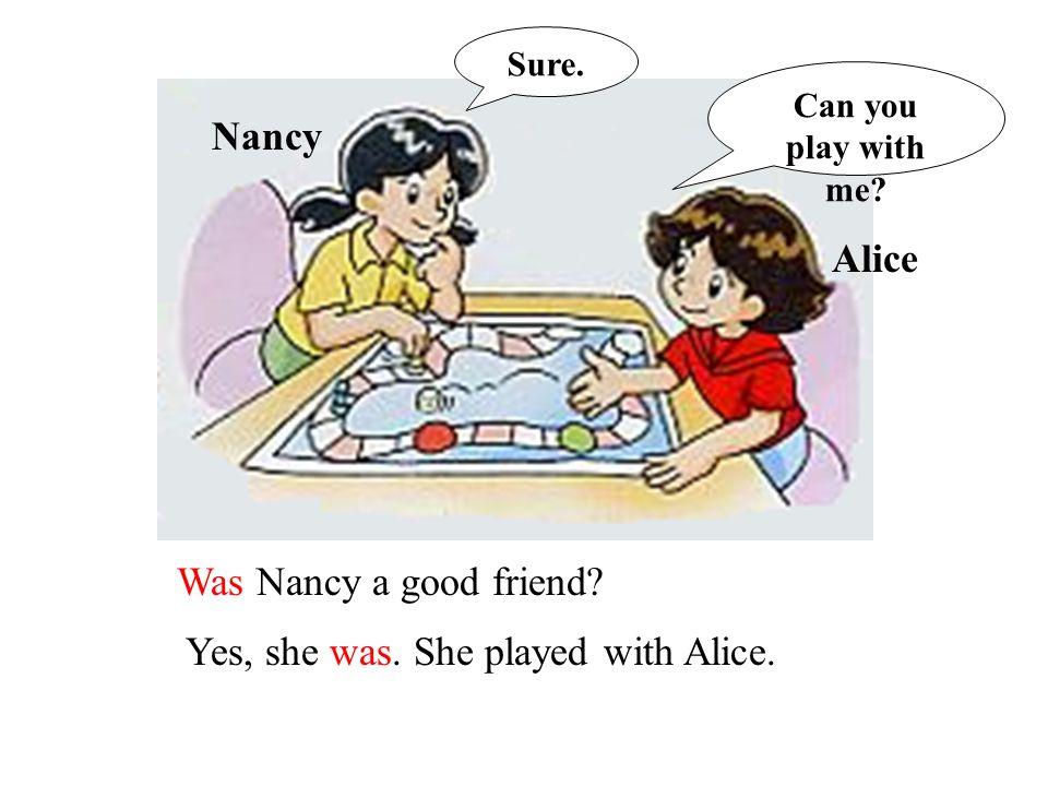 Was Anne a good friend Yes, she was. She helped Jane. Anne Jane Help!
