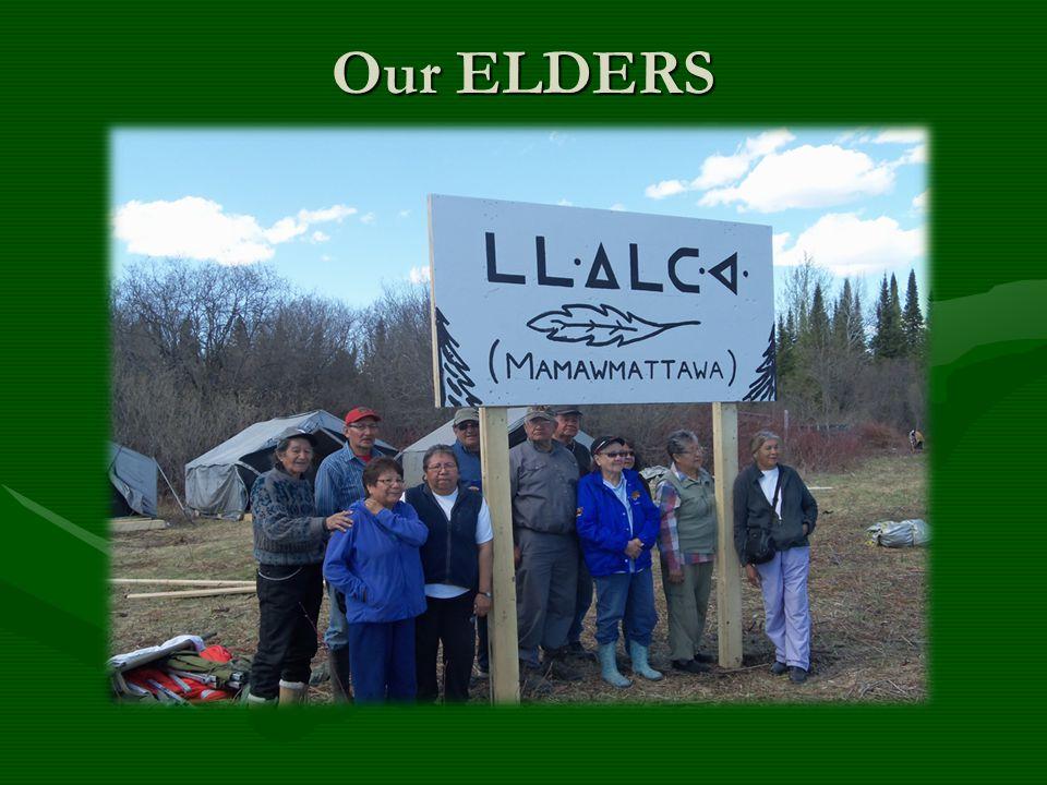Our ELDERS