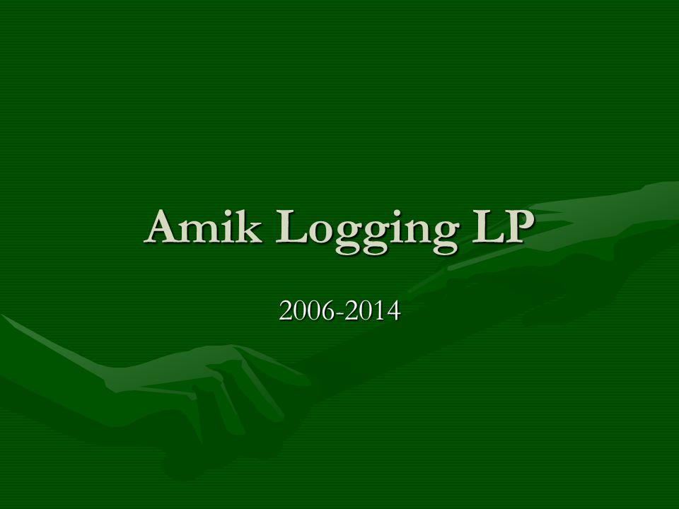 Amik Logging LP 2006-2014