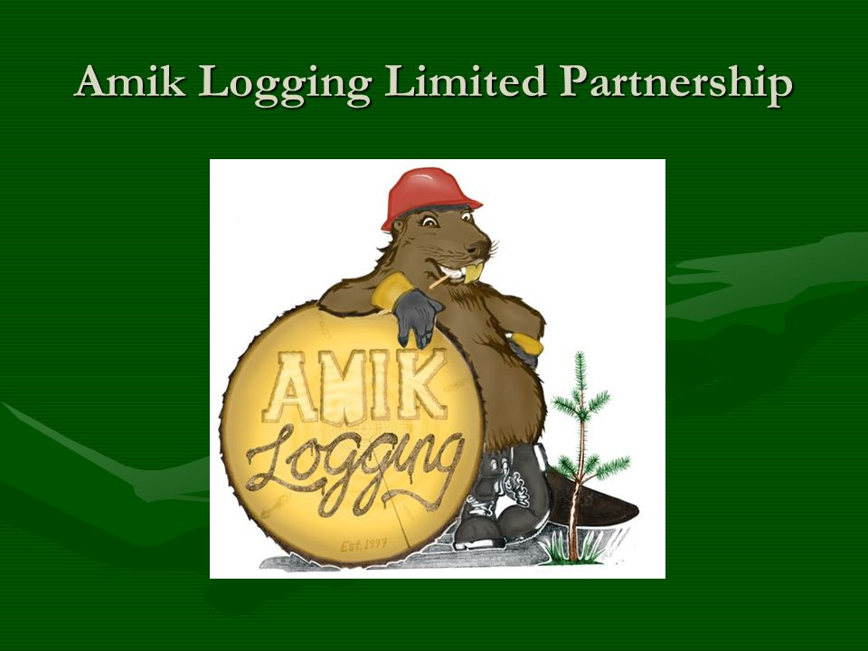 Amik Logging Limited Partnership