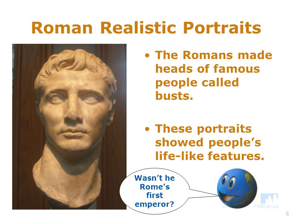 9 Other Realistic Portraits Portraits have been painted of leaders throughout history to show their authority.