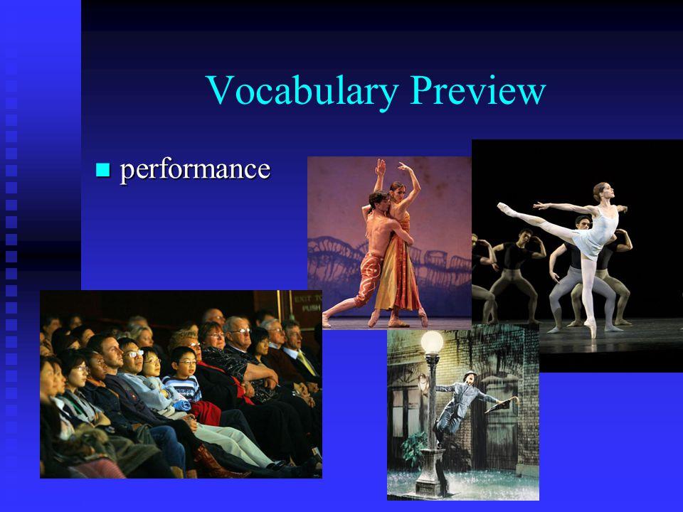 Vocabulary Preview postcard postcard