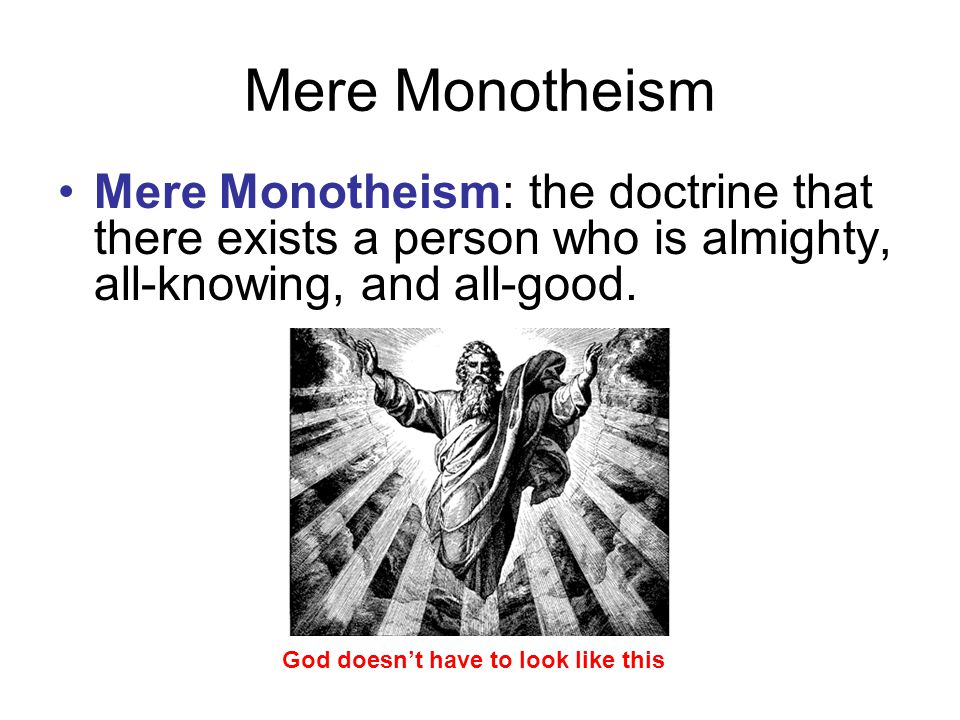 The Atheist Argument from Evil 1)Incompatibilism: If God exists, then bad things do not happen.