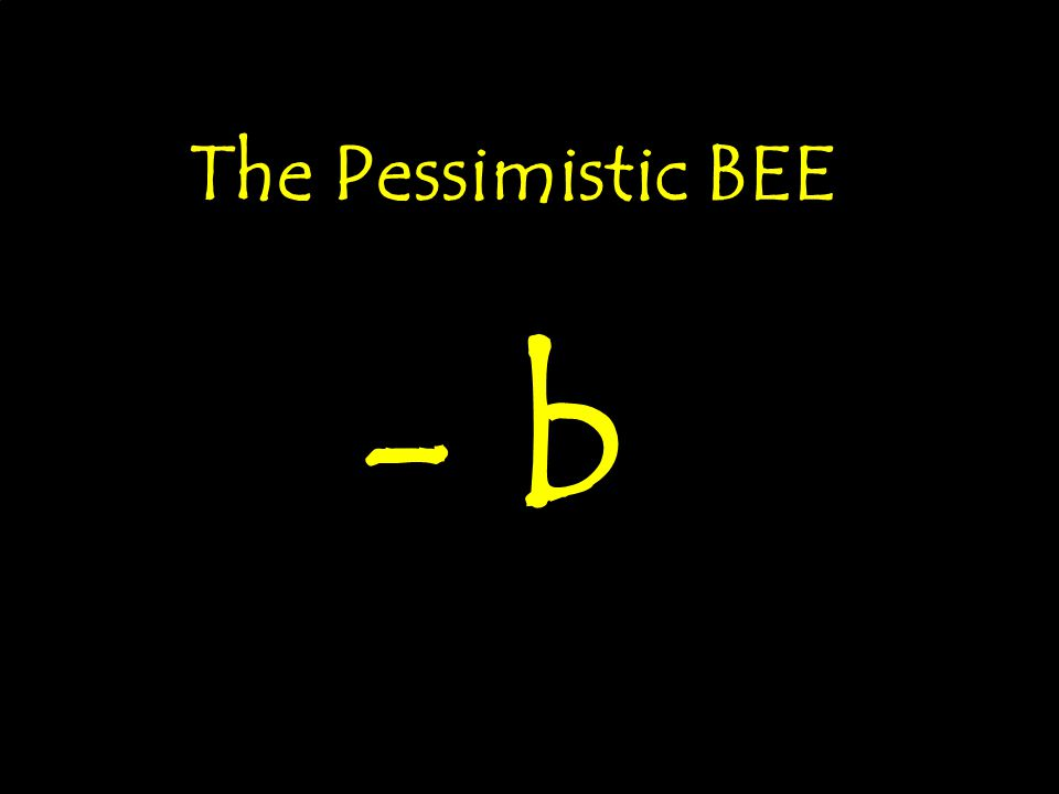 The PartyThe Party The Pessimistic BEE