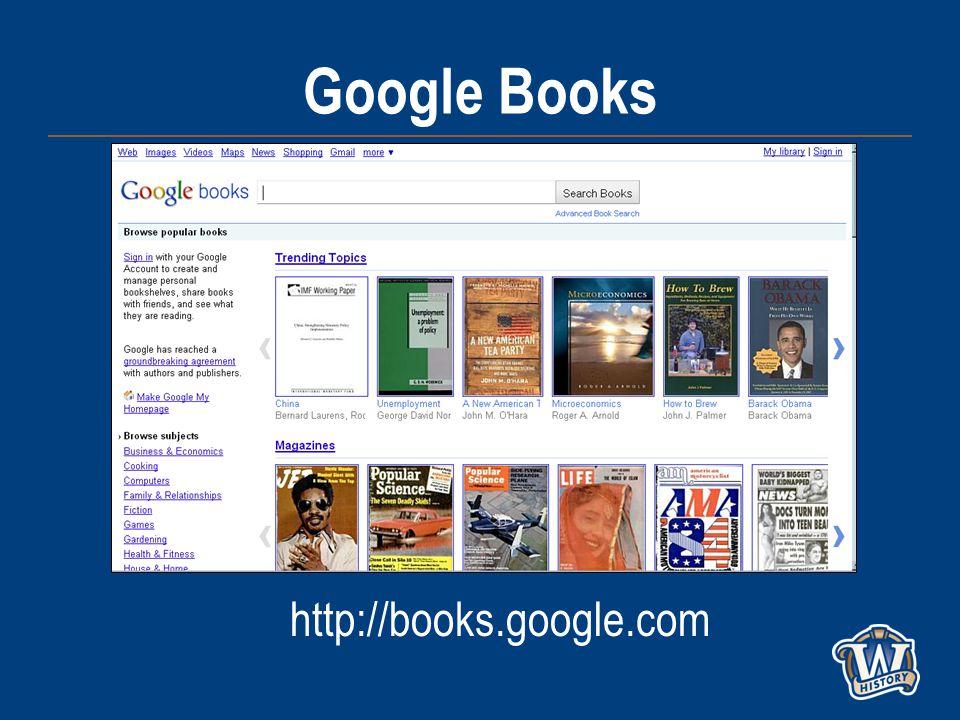 Google Books http://books.google.com