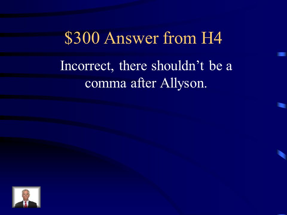 $300 Question from H4 Is this sentence correct? Neither Allyson, nor Jason were able to keep up with the lead runner in the marathon.