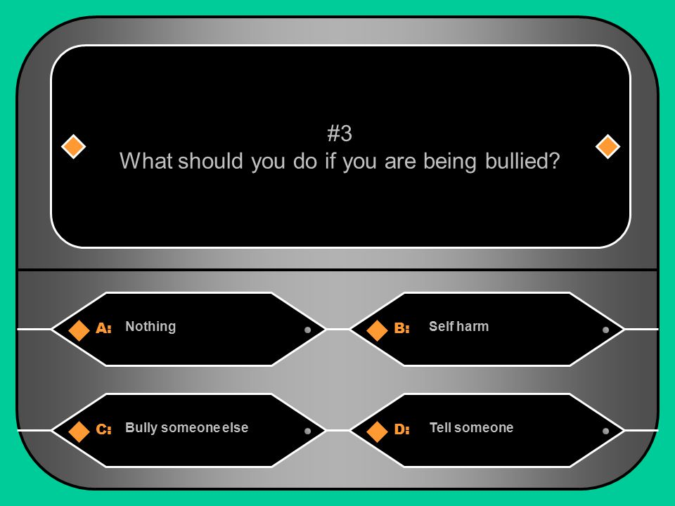 Every seven seconds someone in Britain is being bullied