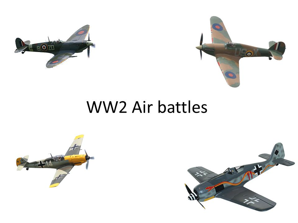 WW2 Air battles