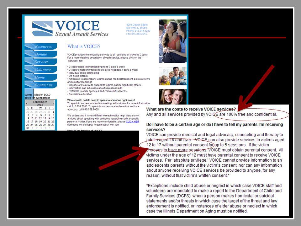 http://www.youtube.com/watch?v=u4sjGRLoENA&feature=p layer_detailpage Sexual Assault - The Rape Kit
